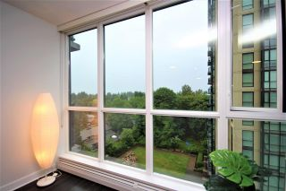 """Photo 9: 807 10777 UNIVERSITY Drive in Surrey: Whalley Condo for sale in """"City Point"""" (North Surrey)  : MLS®# R2593090"""