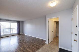 Photo 2: 302 11019 107 Street NW in Edmonton: Zone 08 Condo for sale : MLS®# E4236259