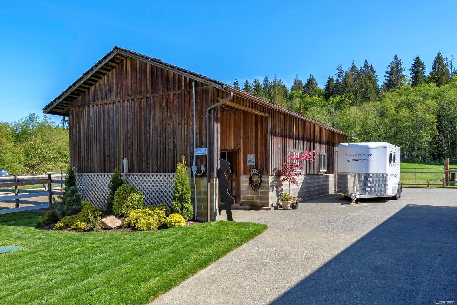 Photo 30: Photos: Vancouver Island Horse Property