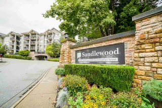 """Photo 2: 102 9233 GOVERNMENT Street in Burnaby: Government Road Condo for sale in """"Sandlewood complex"""" (Burnaby North)  : MLS®# R2502395"""