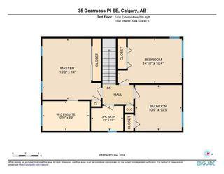 Photo 33: 35 DEERMOSS Place SE in Calgary: Deer Run Detached for sale : MLS®# C4233869