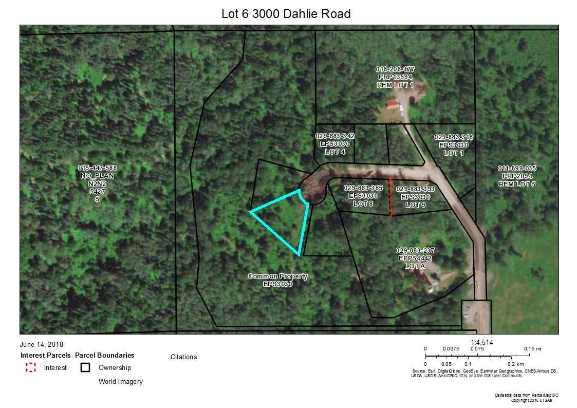 """Main Photo: 6 3000 DAHLIE Road in Smithers: Smithers - Rural Land for sale in """"Mountain Gateway Estates"""" (Smithers And Area (Zone 54))  : MLS®# R2280335"""
