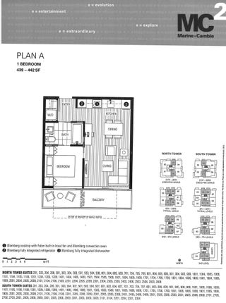 """Main Photo: 1804 8031 NUNAVUT Lane in Vancouver: Marpole Condo for sale in """"MC2 North Tower"""" (Vancouver West)  : MLS®# R2619064"""