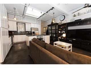 """Photo 3: 506 350 E 2ND Avenue in Vancouver: Mount Pleasant VE Condo for sale in """"MAINSPACE"""" (Vancouver East)  : MLS®# V1095417"""