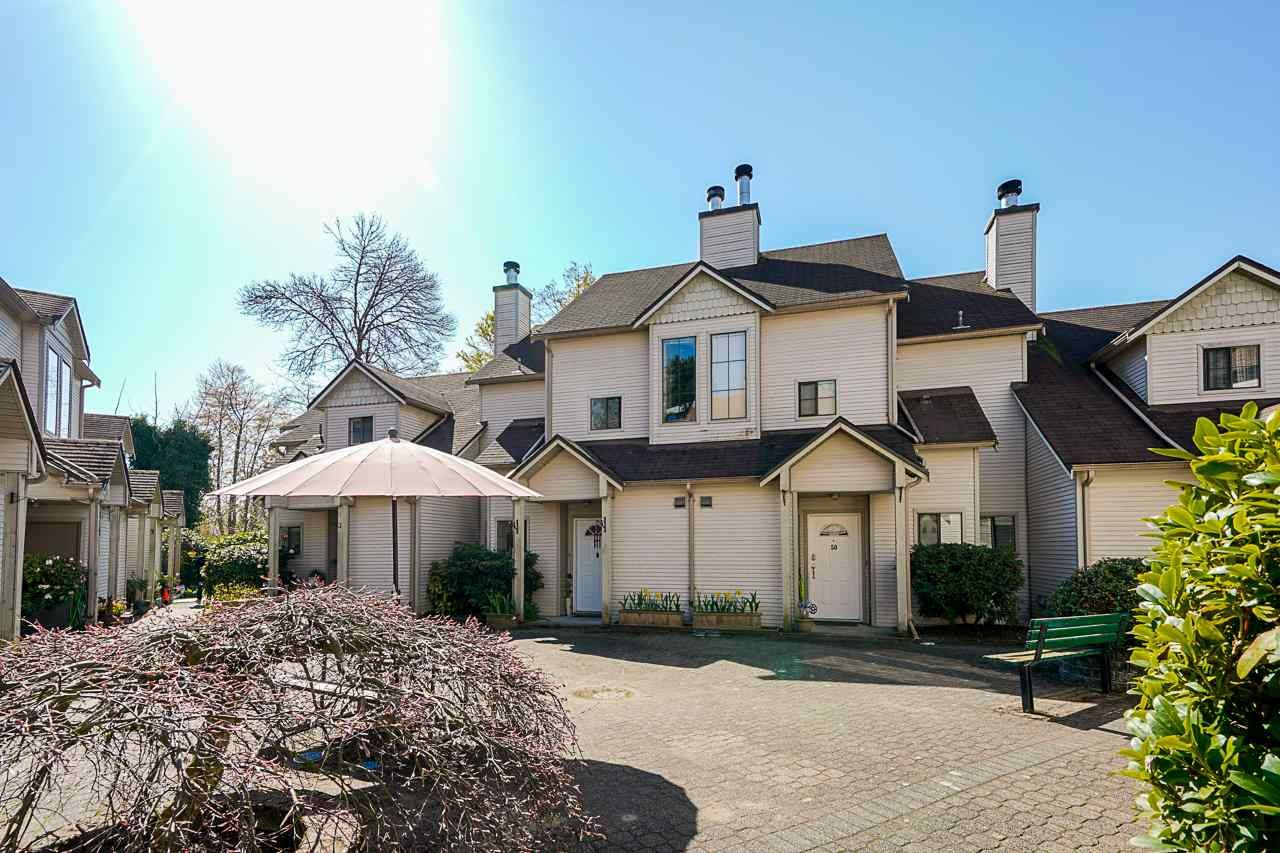 """Main Photo: 51 98 BEGIN Street in Coquitlam: Maillardville Townhouse for sale in """"LE PARC"""" : MLS®# R2568192"""