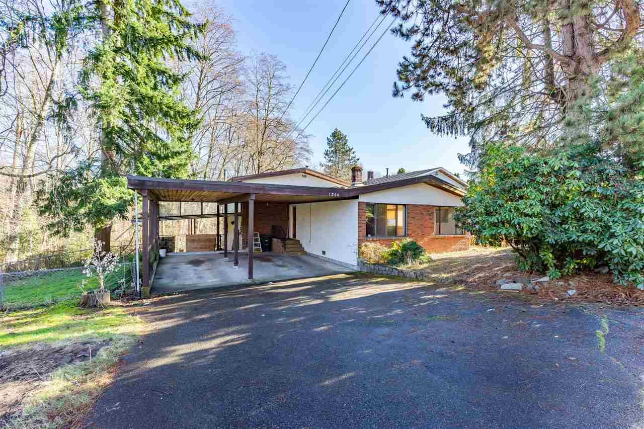 Main Photo: 1266 SPRINGER Avenue in Burnaby: Brentwood Park House for sale (Burnaby North)  : MLS®# R2535603