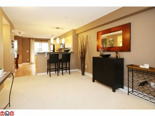 """Photo 6: 84 19250 65TH Avenue in Surrey: Clayton Townhouse for sale in """"SUNBERRY COURT"""" (Cloverdale)  : MLS®# F1012417"""