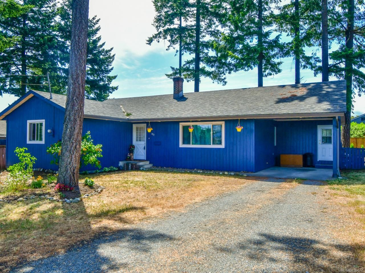Main Photo: 377 MERECROFT ROAD in CAMPBELL RIVER: CR Campbell River Central House for sale (Campbell River)  : MLS®# 818477