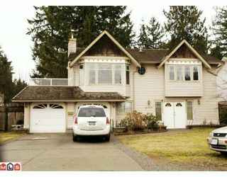 Photo 1: 20810 46TH Avenue in Langley: Langley City House for sale : MLS®# F1000249