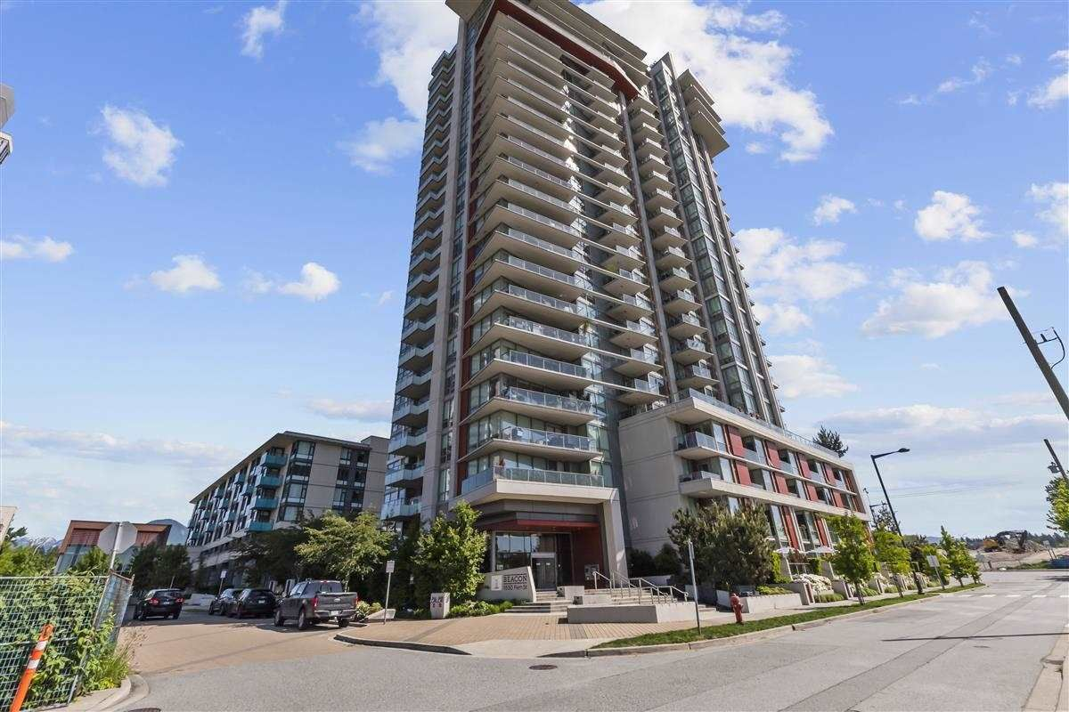 Main Photo: 1104 1550 FERN Street in North Vancouver: Lynnmour Condo for sale : MLS®# R2584735