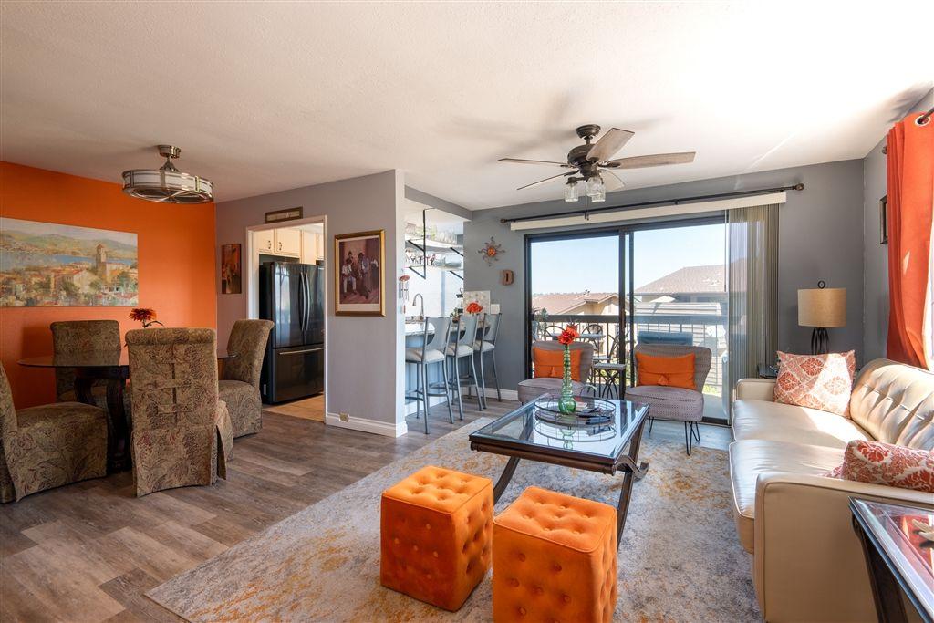Main Photo: DEL CERRO Condo for sale : 2 bedrooms : 5103 Fontaine St #116 in San Diego
