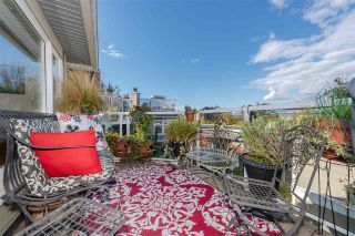 "Photo 4: B1 1100 W 6TH Avenue in Vancouver: Fairview VW Townhouse for sale in ""Fairview Place"" (Vancouver West)  : MLS®# R2506490"
