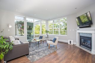 """Photo 3: 411 2628 YEW Street in Vancouver: Kitsilano Condo for sale in """"Connaught Place"""" (Vancouver West)  : MLS®# R2377344"""