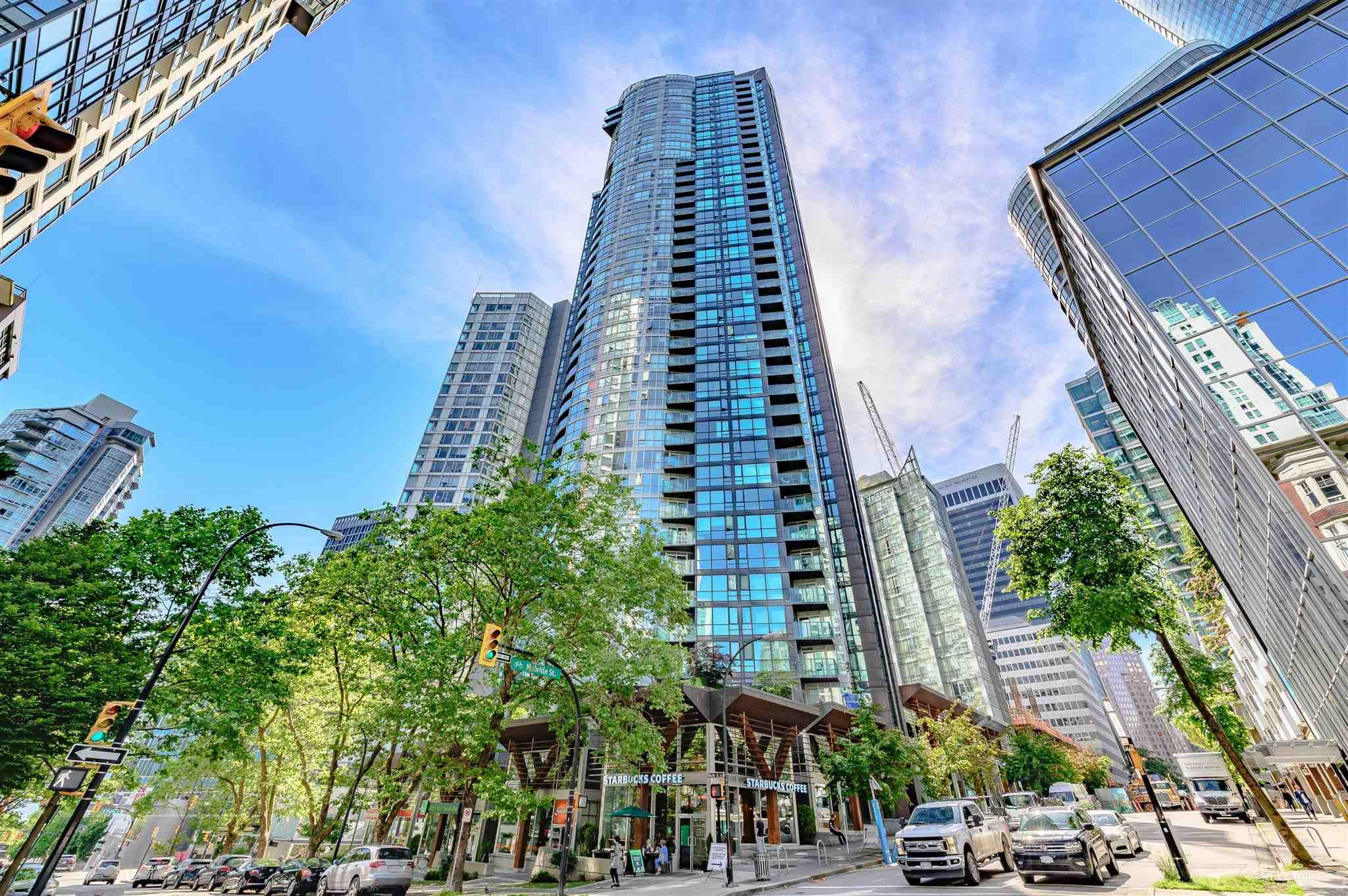 Main Photo: 2907 1189 MELVILLE Street in Vancouver: Coal Harbour Condo for sale (Vancouver West)  : MLS®# R2603117