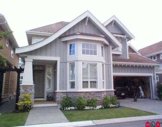"""Main Photo: 16 15288 36TH AV in Surrey: Morgan Creek House for sale in """"Cambria"""" (South Surrey White Rock)  : MLS®# F2512158"""