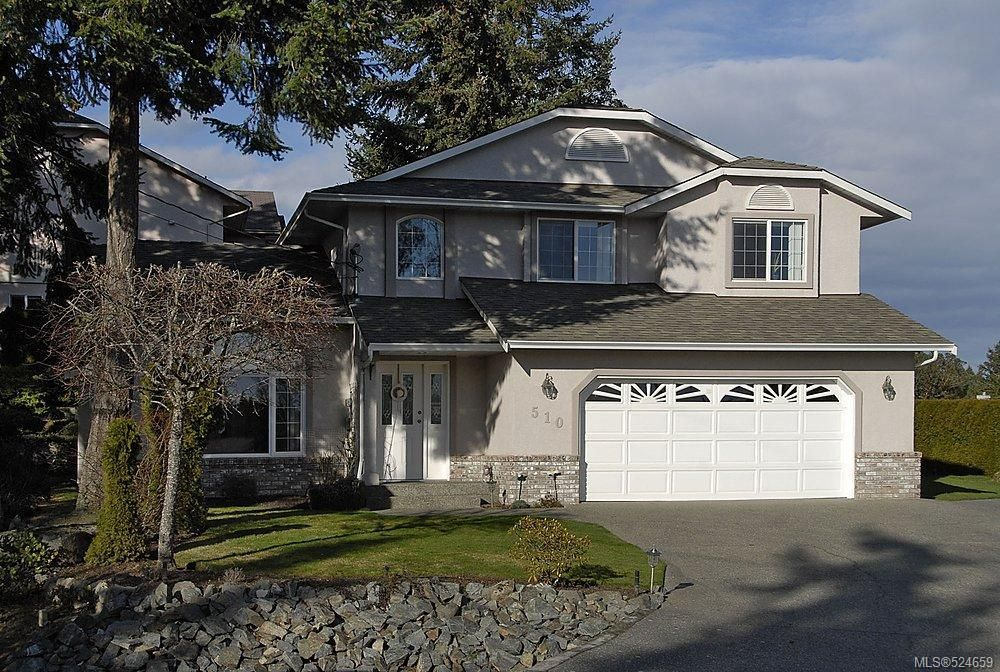 Main Photo: 510 Fawn Pl in : La Thetis Heights House for sale (Langford)  : MLS®# 524659