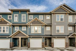 Photo 2: 226 Cranbrook Square in Calgary: Cranston Row/Townhouse for sale : MLS®# A1093078