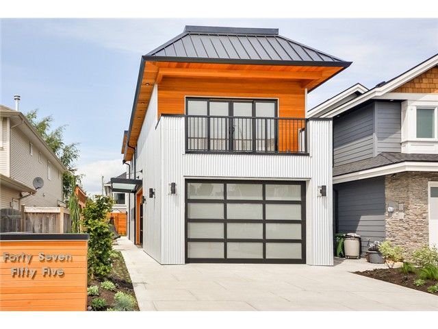 Main Photo: 4755 DUNFELL RD in Richmond: Steveston South House for sale : MLS®# V1065954