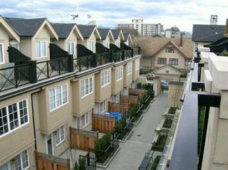 """Photo 6: 2947 LAUREL ST in Vancouver: Fairview VW Townhouse for sale in """"BROWNSTONE"""" (Vancouver West)  : MLS®# V579130"""