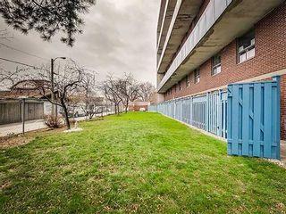 Photo 20: 107 1071 Woodbine Avenue in Toronto: Woodbine-Lumsden Condo for sale (Toronto E03)  : MLS®# E3379009