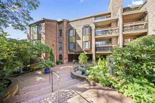 """Photo 1: 320 2320 W 40TH Avenue in Vancouver: Kerrisdale Condo for sale in """"MANOR GARDENS"""" (Vancouver West)  : MLS®# R2498310"""
