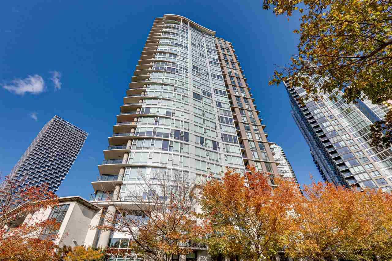 """Main Photo: 3002 583 BEACH Crescent in Vancouver: Yaletown Condo for sale in """"PARK WEST II"""" (Vancouver West)  : MLS®# R2593385"""