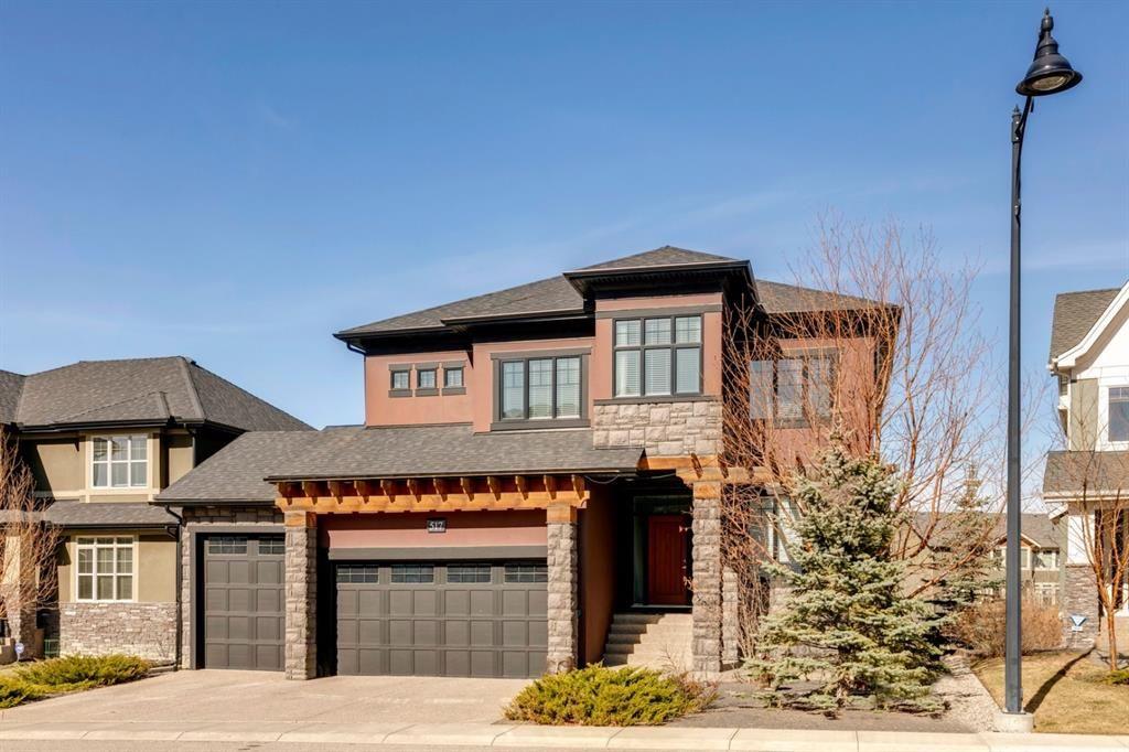 Main Photo: 517 Aspen Glen Place SW in Calgary: Aspen Woods Detached for sale : MLS®# A1100423