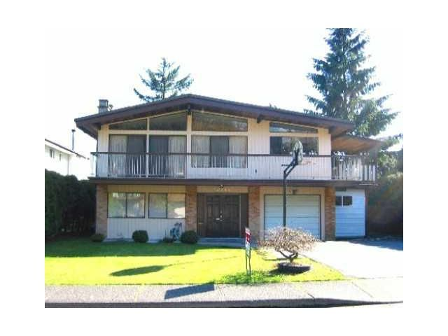 Main Photo: 2264 KING ALBERT Avenue in Coquitlam: Central Coquitlam House for sale : MLS®# V855990