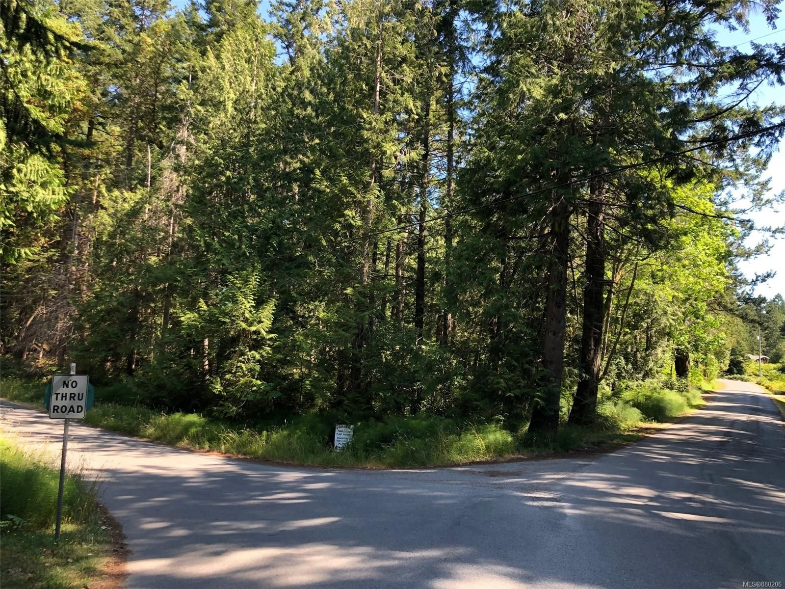 Main Photo: Lot B Southey Point Rd in : GI Salt Spring Land for sale (Gulf Islands)  : MLS®# 880206