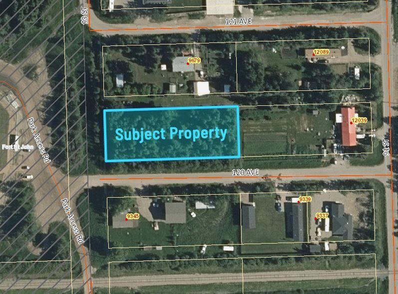 Main Photo: LOT 1 119 AVENUE in Fort St. John: Fort St. John - City NE Land for sale (Fort St. John (Zone 60))  : MLS®# R2324028