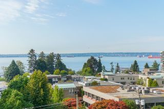 """Main Photo: 604 650 16TH Street in West Vancouver: Ambleside Condo for sale in """"Westshore Place"""" : MLS®# R2611630"""