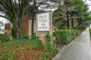 "Photo 1: 307 466 E EIGHTH Avenue in New Westminster: Sapperton Condo for sale in ""Park Villa"" : MLS®# R2448210"