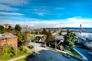 Photo 1: 602 47 AGNES STREET in New Westminster: Downtown NW Condo for sale : MLS®# R2437509