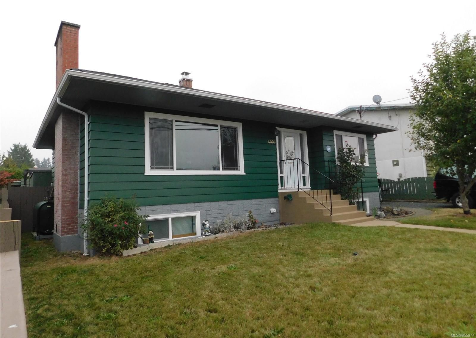 Main Photo: 3009 11TH Ave in : PA Port Alberni House for sale (Port Alberni)  : MLS®# 855977