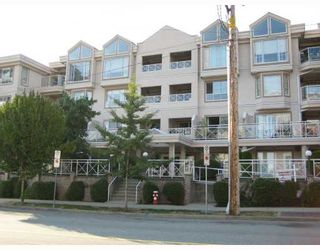 """Photo 1: 304 525 AGNES Street in New_Westminster: Downtown NW Condo for sale in """"AGNES TERRACE"""" (New Westminster)  : MLS®# V784575"""