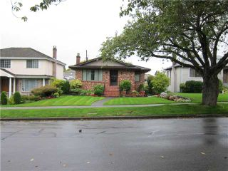 Photo 9: 5530 COLUMBIA Street in Vancouver: Cambie House for sale (Vancouver West)  : MLS®# V853528