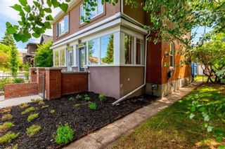 Main Photo: 1313 8 Avenue SE in Calgary: Inglewood Semi Detached for sale : MLS®# A1111729