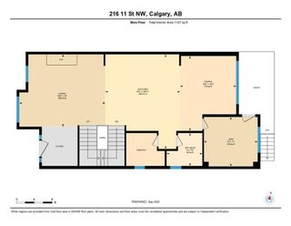 Photo 37: 216 11 Street NW in Calgary: Hillhurst Semi Detached for sale : MLS®# A1033762