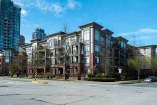Photo 1: 414 10455 University Drive in Surrey: Condo for sale : MLS®# R2450602