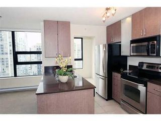 Photo 7: 1505 977 MAINLAND Street in Vancouver West: Yaletown Home for sale ()  : MLS®# V1024946
