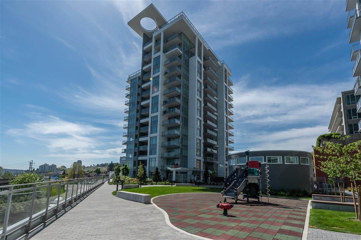 """Main Photo: 602 200 NELSON'S Crescent in New Westminster: Sapperton Condo for sale in """"Sapperton - Brewery District"""" : MLS®# R2374887"""