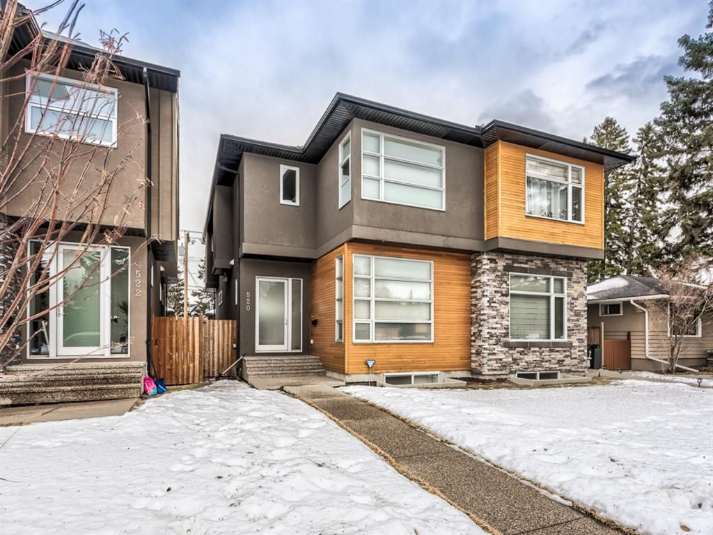 Main Photo: 520 37 Street NW in Calgary: Parkdale Residential for sale : MLS®# A1060280
