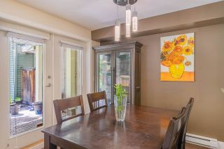 """Photo 12: 25 7428 SOUTHWYNDE Avenue in Burnaby: South Slope Townhouse for sale in """"LEDGESTONE"""" (Burnaby South)  : MLS®# R2590094"""