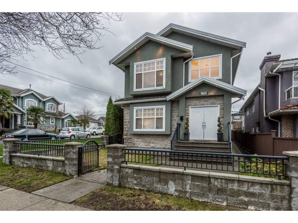 Main Photo: 4790 PENDER Street in Burnaby: Capitol Hill BN House for sale (Burnaby North)  : MLS®# R2125071