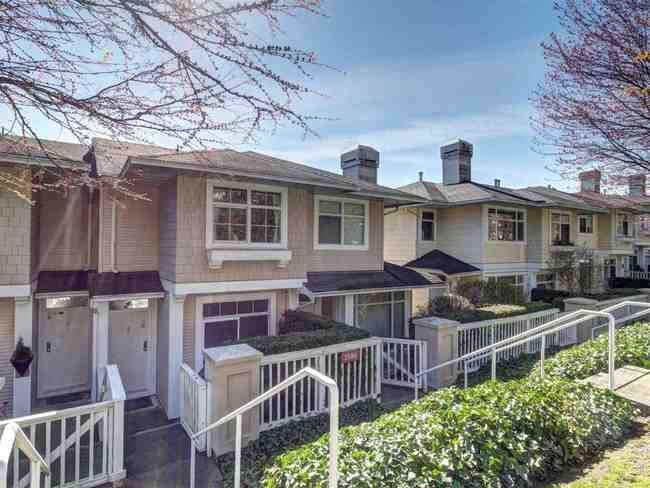 Main Photo: 2 3586 SE MARINE DRIVE in Vancouver East: Champlain Heights Condo for sale ()  : MLS®# R2049515