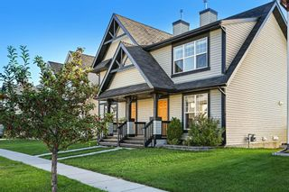 Photo 2: 108 Elgin Meadows View SE in Calgary: McKenzie Towne Semi Detached for sale : MLS®# A1144660