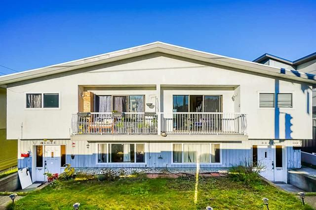 Photo 1: Photos: 6644 Canada Way in Burnaby: Burnaby Lake Multifamily for sale (Burnaby South)  : MLS®# R2527595