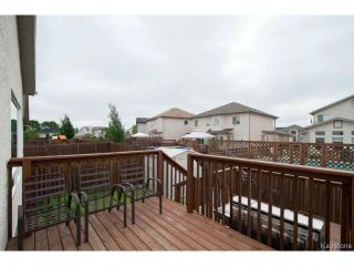 Photo 19: 47 Coxswain Cove in WINNIPEG: Windsor Park / Southdale / Island Lakes Single Family Detached for sale (South East Winnipeg)  : MLS®# 1415358