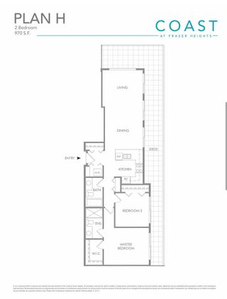 "Photo 5: 403 9983 E BARNSTON Drive in Surrey: Fraser Heights Condo for sale in ""COAST"" (North Surrey)  : MLS®# R2576511"
