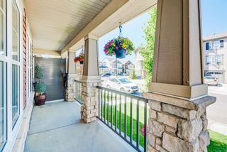 Photo 4: 271 Windford Crescent SW: Airdrie Row/Townhouse for sale : MLS®# A1121415